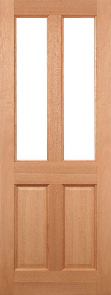 Hardwood Malton Unglazed Dowelled (2L)